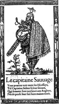 F. Deserps, Le capitaine sauuage. © Bnf, Paris