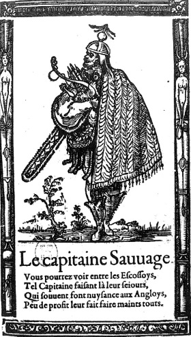 Capitaine Sauvage. Deserps. © Bnf, Paris