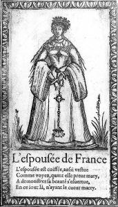 F. Deserps, L'Epousée de France. © Bnf, Paris