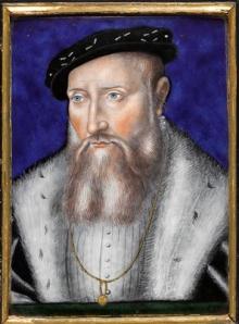 Portrait de Claude de Lorraine, duc de Guise (1496-1550)