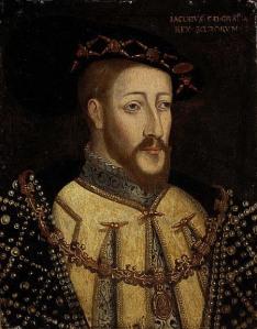 Anonyme, Jacques V d'Écosse (1512-1542), vers 1579. © SNPG, Edimbourg