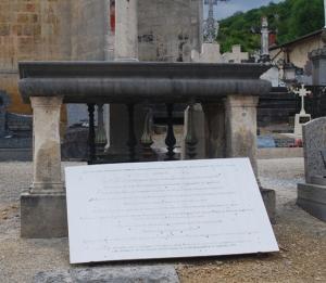 Joinville. Le tombeau des Guise. © A.B.