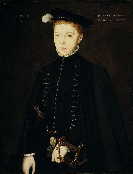 Darnley, famous for being handsome – and murdered | Marie de Guise-Lorraine 1515-2015