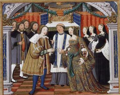 Mariage de Pâris et Hélène